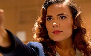 Illustration for article titled Agent Carter spinoff confirmed?