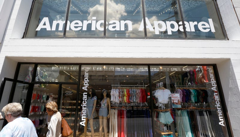 Uncertain times for American Apparel after auction