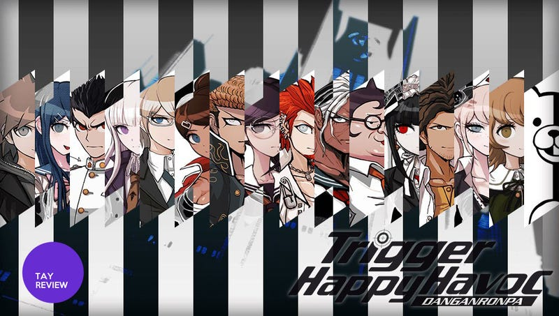 Illustration for article titled Dangan Ronpa Trigger Happy Havoc: The TAY Review