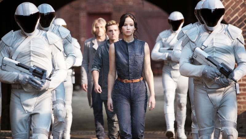 Illustration for article titled We've Seen The First Hunger Games: Mockingjay Footage