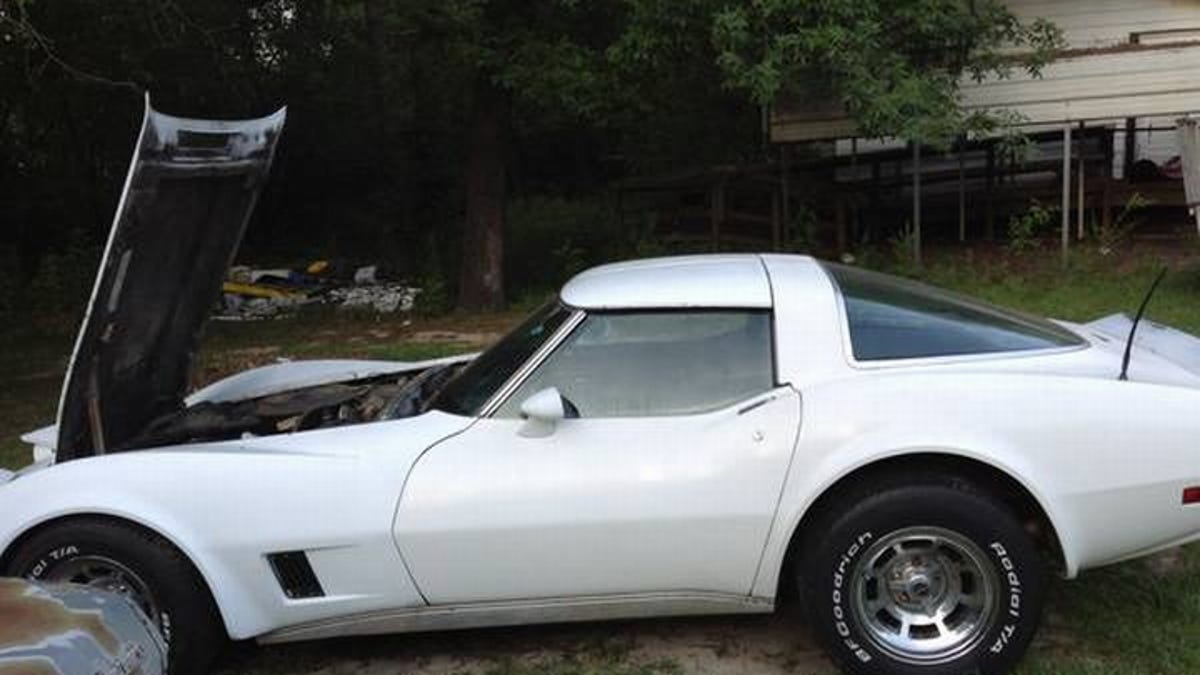 Is $6,000 A Deal For This 1980 Chevy Corvette Project?