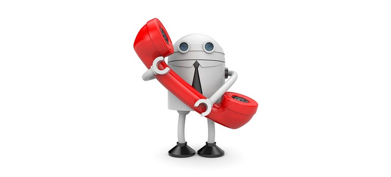 Call Center Worker Suspended for Answering Calls With Robot