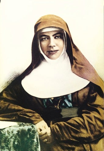 Illustration for article titled Excommunicated Australian Nun Becomes A Saint