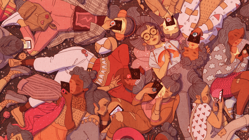 Illustration for article titled Looking Up