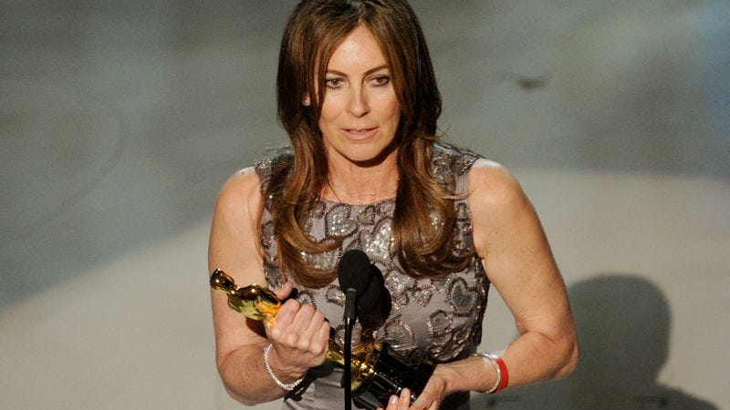 Illustration for article titled Diversity-hungry Oscar voters perk up as Kathryn Bigelow announces new film