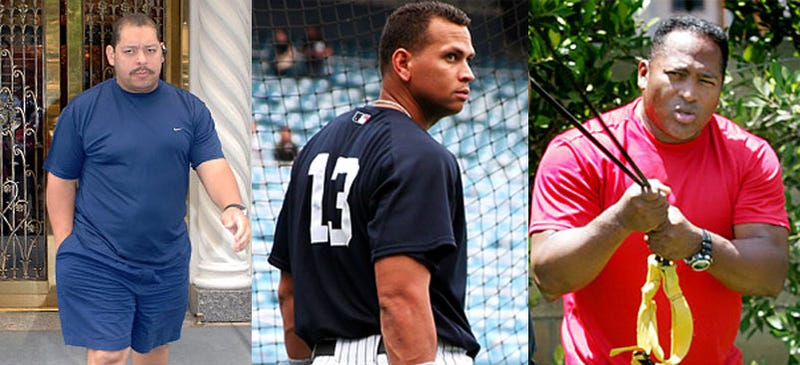 Illustration for article titled Alex Rodriguez's Story Begins To Unravel