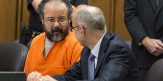 Ariel Castro at his court sentencing in August (Angelo Merendino/Getty Images)