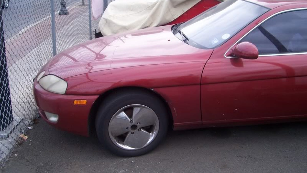 Here's How I Bought The Roughest Lexus SC300 In The Known