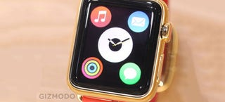 """Illustration for article titled Report: The Apple Watch Will Only Last 2.5 Hours With """"Heavy"""" Use"""