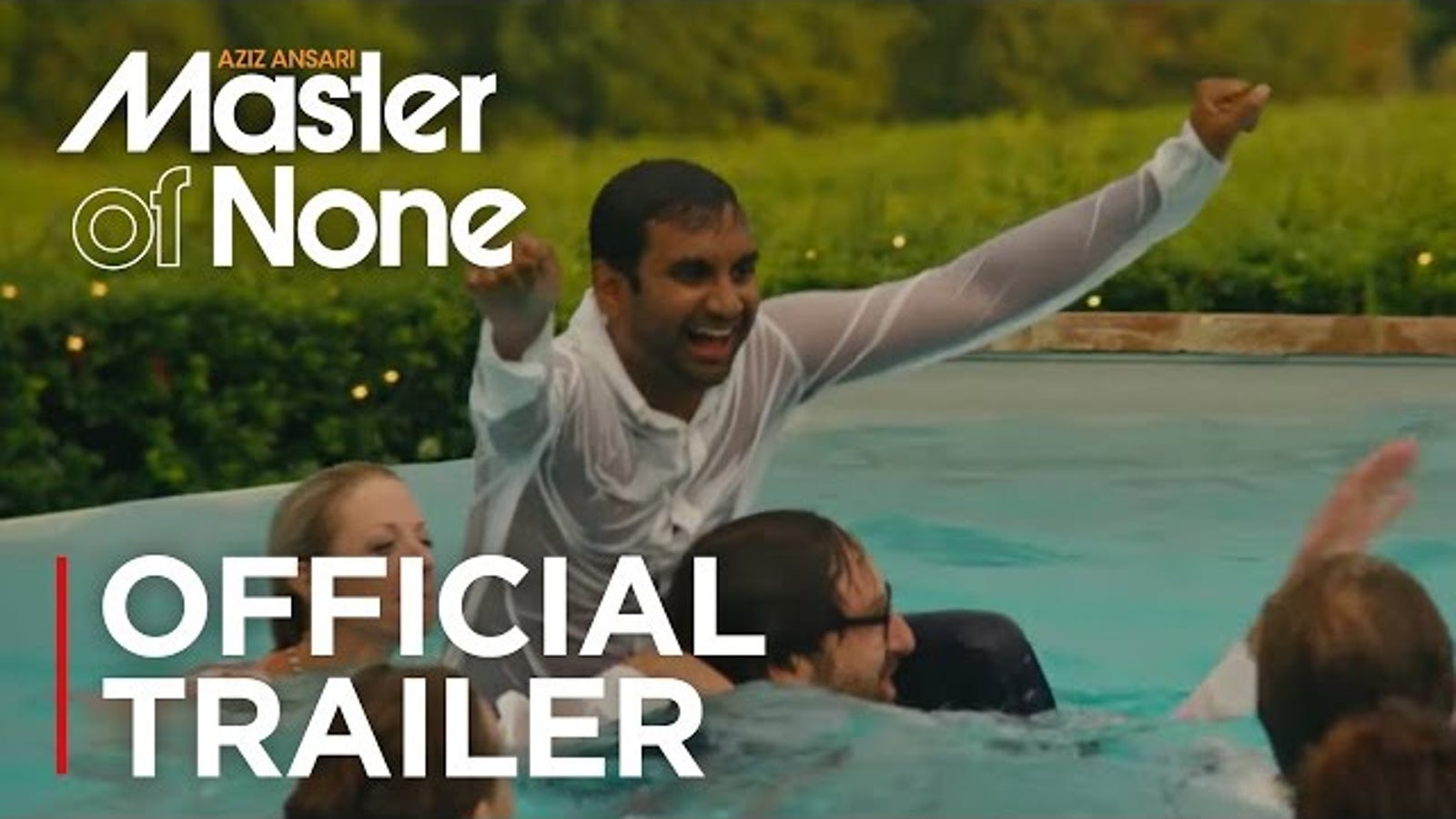 master of none season 2 trailer heads to italy in search of romance. Black Bedroom Furniture Sets. Home Design Ideas