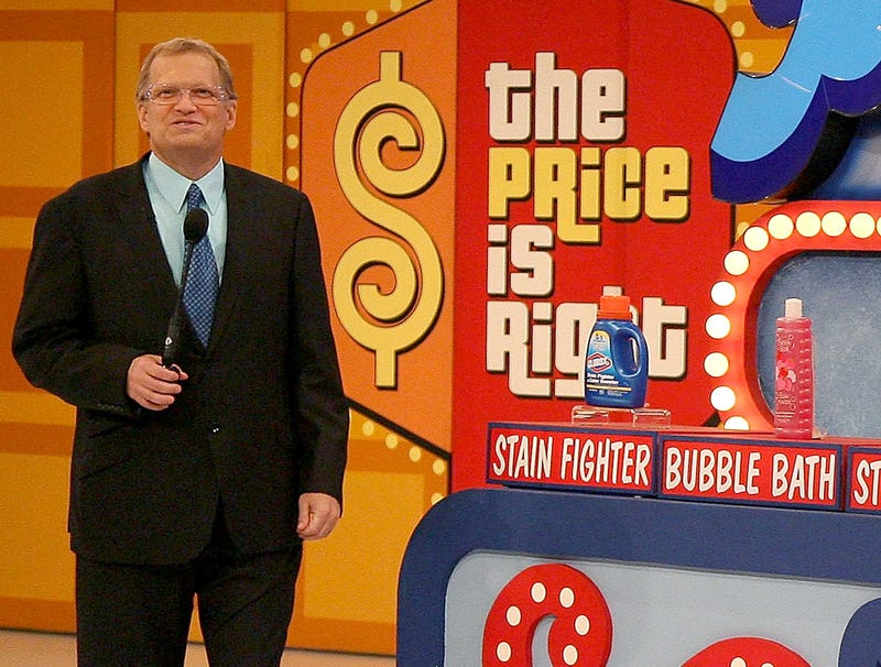Illustration for article titled Attending 'Price Is Right' Taping Apparently Sailors' Best Idea For Shore Leave