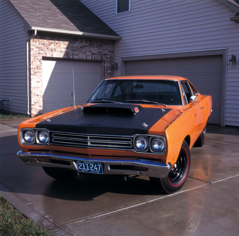 How Ram Air Put the Muscle in Muscle Cars