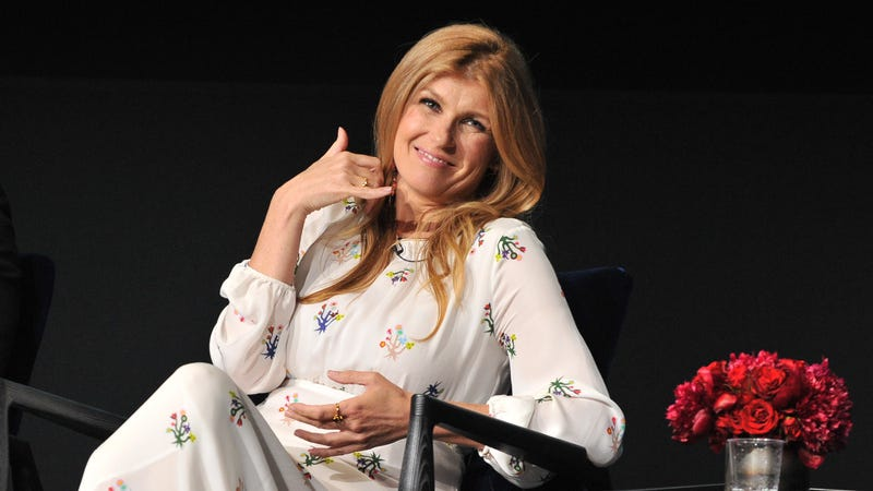 Nobody tell Coach, but Connie Britton is playing Roger Ailes' wife