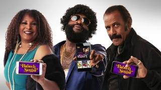 """Pam Grier, Rick Ross,  Fred """"the Hammer"""" Williamson (Bounce TV)"""