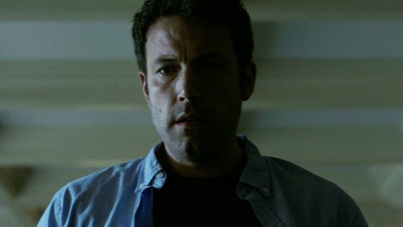 Illustration for article titled Ben Affleck might star as a mild-mannered assassin in The Accountant