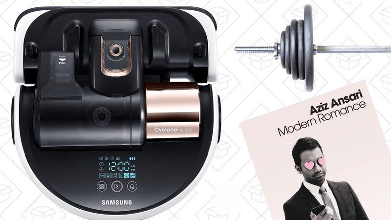 Illustration for article titled Sunday's Best Deals: Robotic Vacuum, Kindle Ebooks, Lodge Skillet