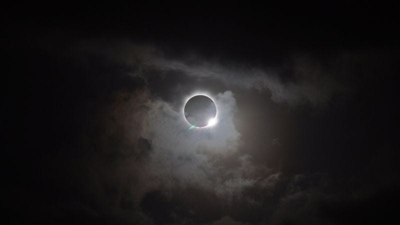 Habrá eclipse de sol el 21 de agosto — Prepárese
