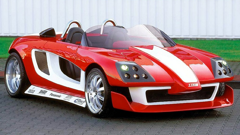 2002 Toyota Street Affair concept