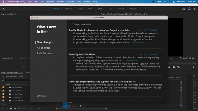 Adobe Just Released Its Premiere Pro Beta for Apple s M1 MacBooks