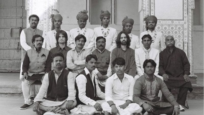 Illustration for article titled Junun is a lean and loose rock doc from Paul Thomas Anderson