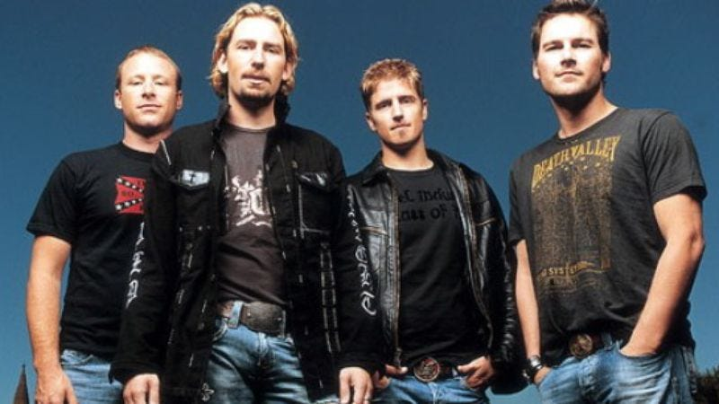 Illustration for article titled Read This: How Nickelback's Chad Kroeger got so damn rich