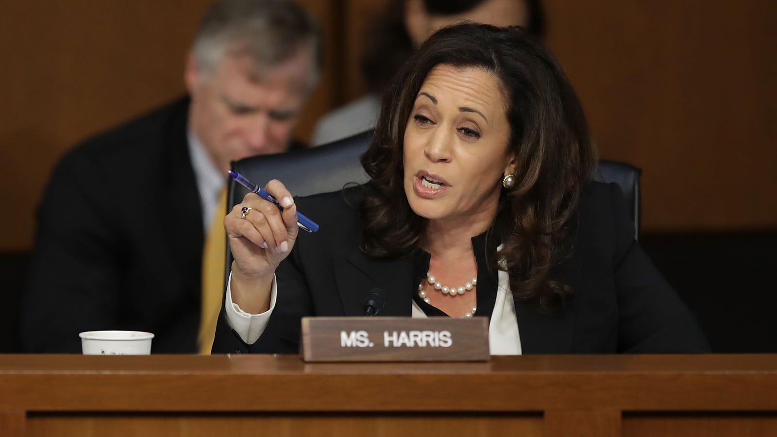 Y'all Knew Kamala Harris Was Black, Right? Turns Out She's