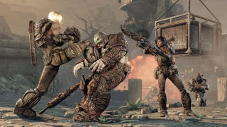 Illustration for article titled Three New Looks At Gears of War 3