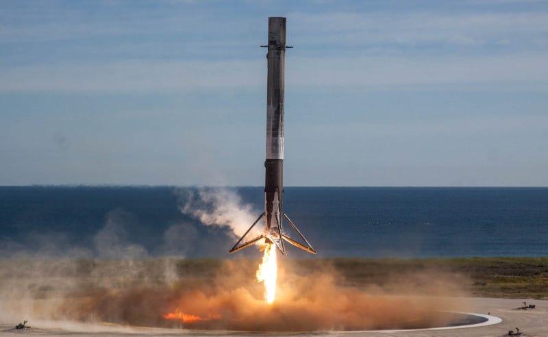 Foto: SpaceX/Flickr.