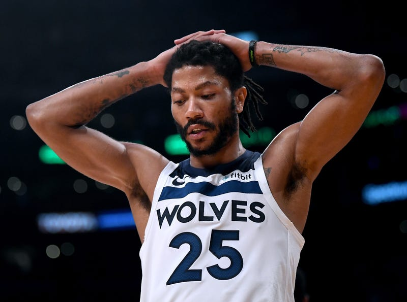 Derrick Rose s Bullshit Redemption Story Might Make Him An All-Star 2e79cbbf6
