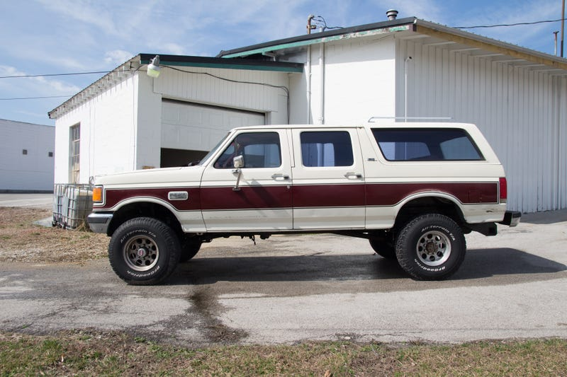Illustration for article titled The Four Door Bronco Is Officially For Sale!