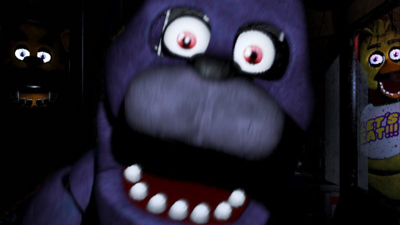 The Creator Of Five Nights At Freddys Is Not Taking A Break But He Doesnt Want The Community To Either Hes A Little Disappointed In Them Actually