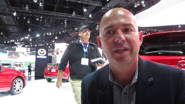 Mazda Design Director Derek Jenkins Explains Why Mazdas ...