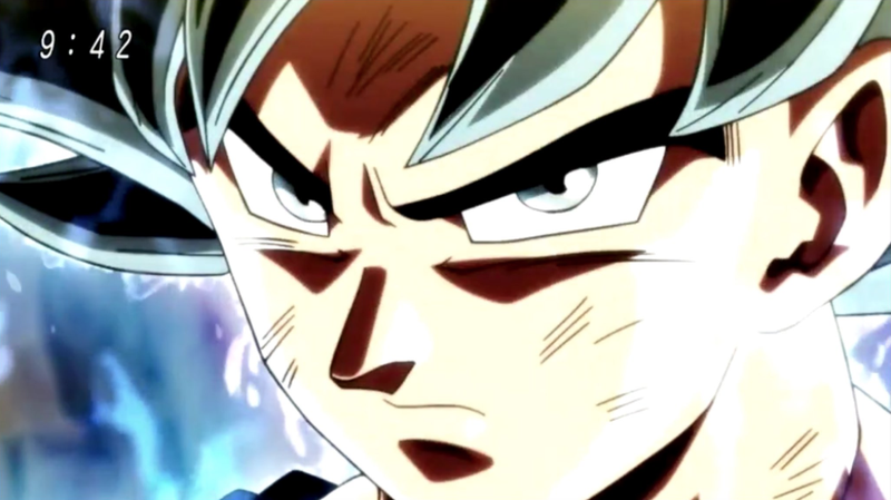 Goku Has A New Form In Dragon Ball Super