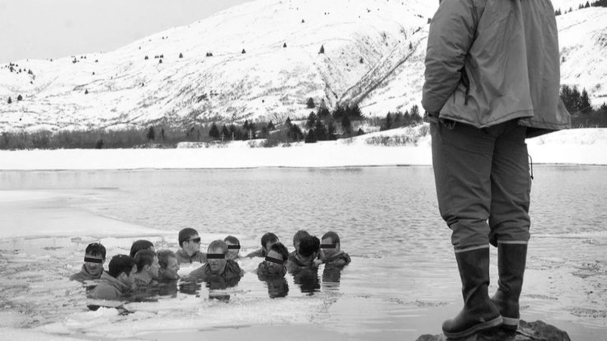 How The Navy SEALs Prepare For Extreme Cold Weather Survival