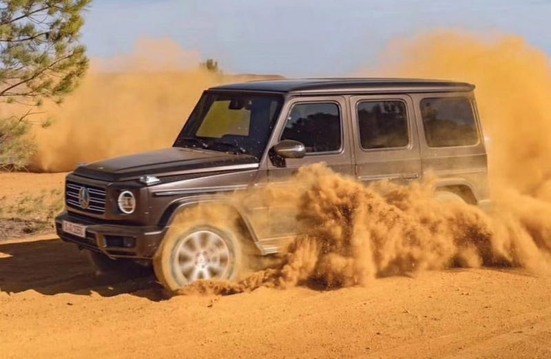 What It Means For Off-Roaders Now That The Mercedes G-Class Is