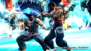 Illustration for article titled Devil Jin Taps In For New Tekken Tag Tournament 2 Screenshots