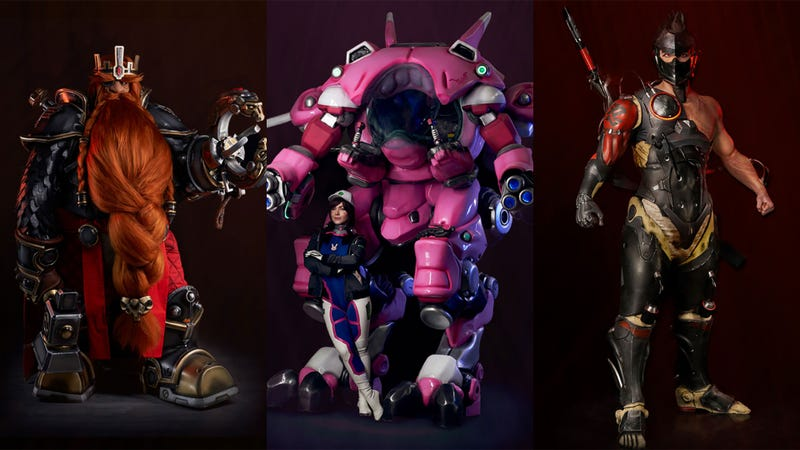 Overwatch Competition Is Pushing Cosplay To Its Limits