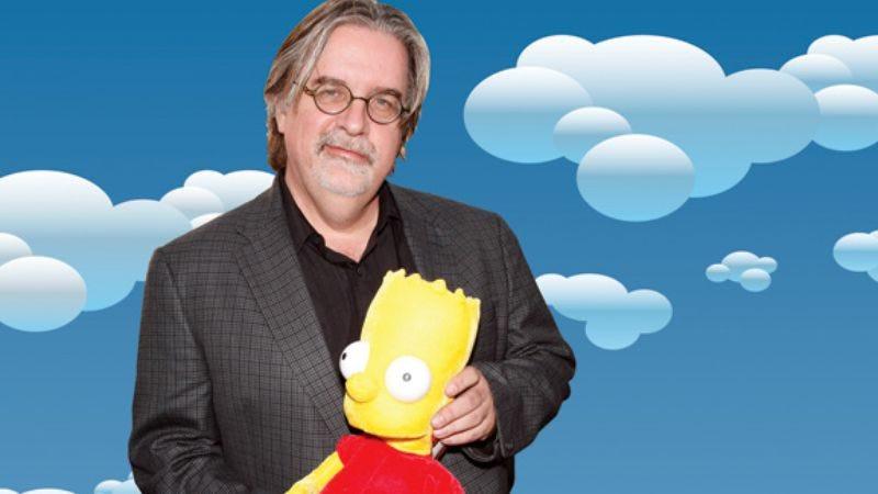 Illustration for article titled Matt Groening