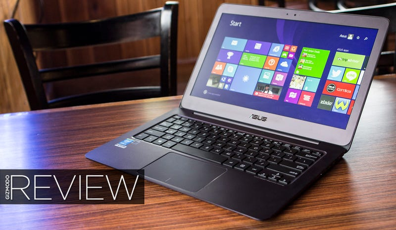 Illustration for article titled Asus Zenbook UX305 Review: A Great Laptop for Just $700