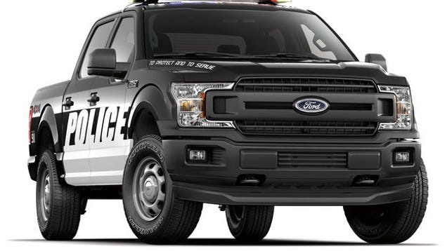 ford    roll  law enforcement vehicles