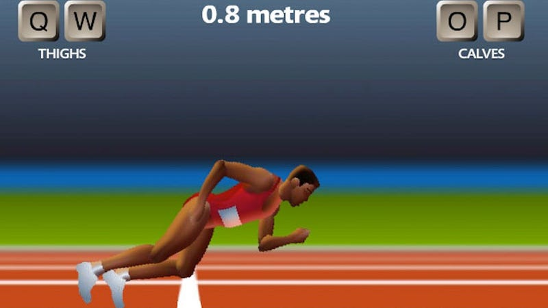 Illustration for article titled QWOP Creator Ponders: What If A Game Remained Free So Long As You Didn't Suck At It?