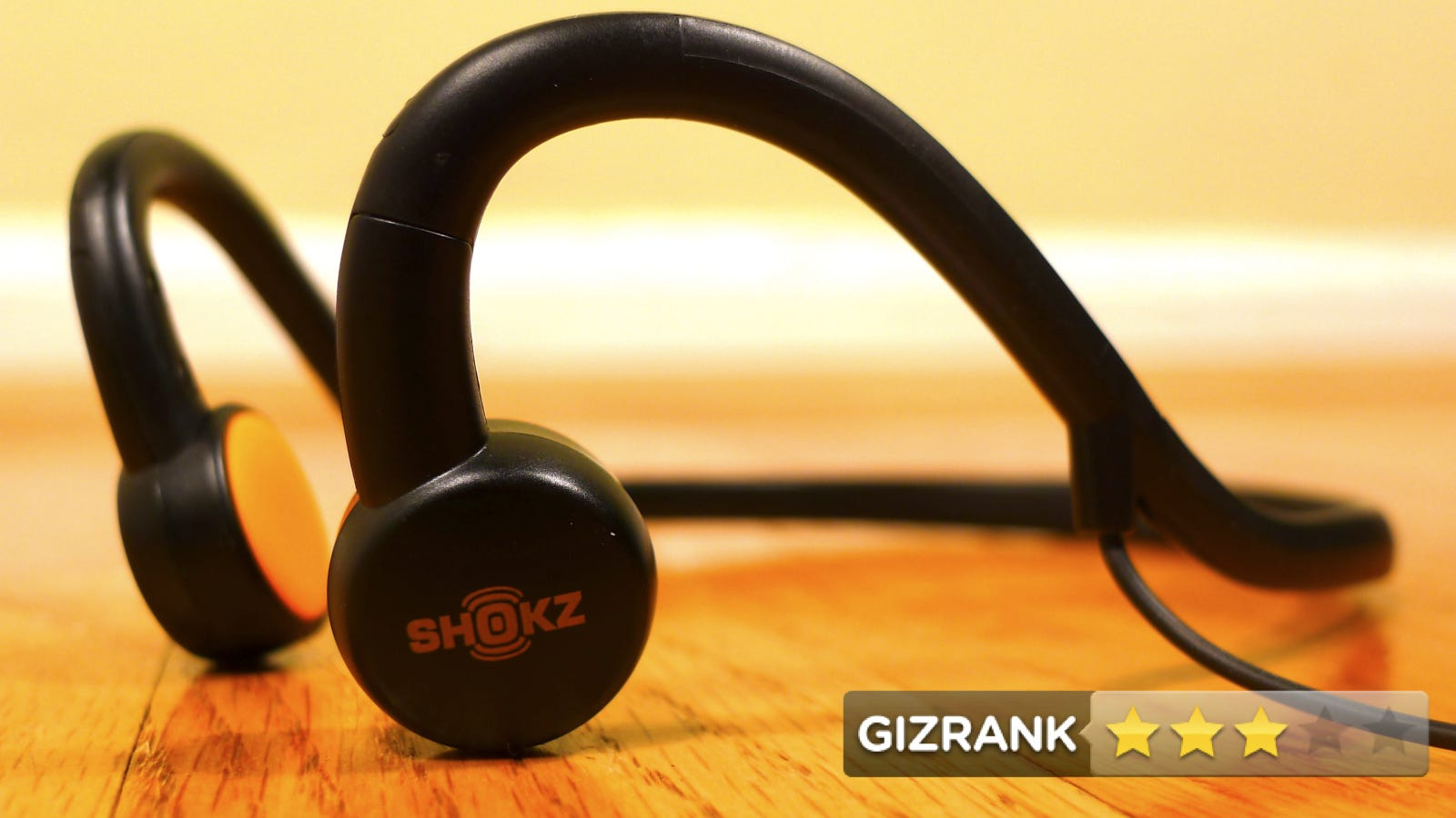 lightning earbuds sennheiser - AfterShokz Sportz M2 Review: Decent Sounding Headphones, No Ears Required
