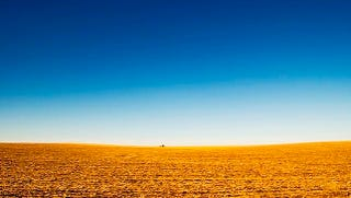 Illustration for article titled Proof that Kansas is not as flat as a pancake - it's flatter.
