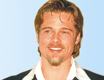 Illustration for article titled Brad Pitt Promises 1,000 Years Of Peace