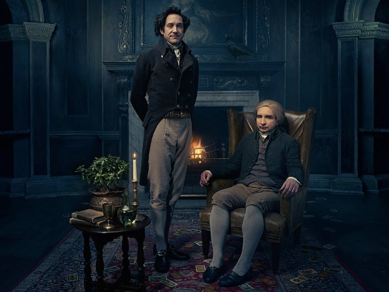 Illustration for article titled First Look At The BBC's Jonathan Strange & Mr. Norrell Series!