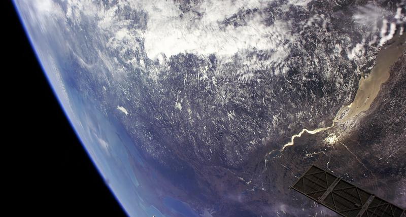 Illustration for article titled Edita las últimas grabaciones realizadas por los astronautas de la Estación Espacial Internacional en 4K, y el resultado es alucinante