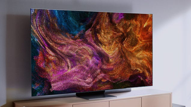 Samsung Smart TVs Can Be Remotely Bricked If Stolen