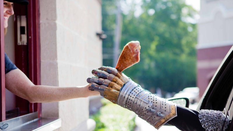 Illustration for article titled Arby's Celebrates Game of Thrones Finale With... Turkey Legs?