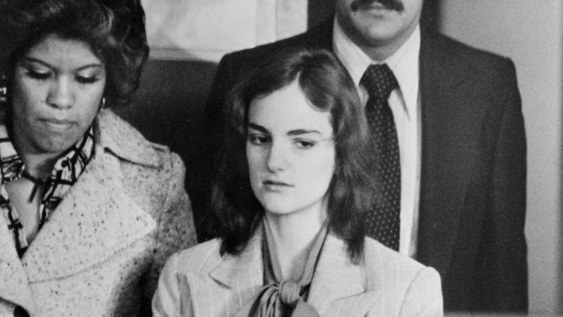 Patty Hearst in 1976 (Photo: Getty Images, Keystone)