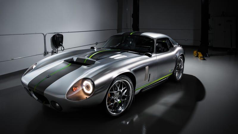Renovo Electric Car
